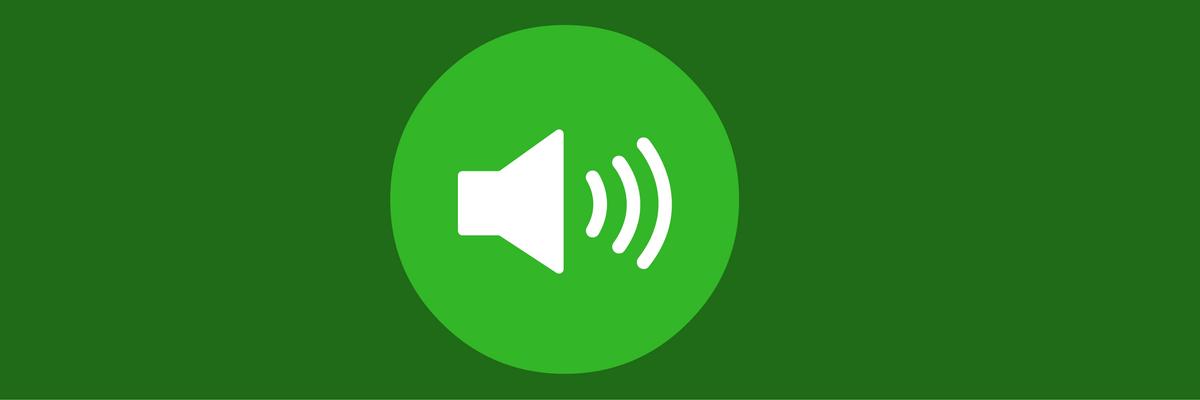 Audio-Symbol