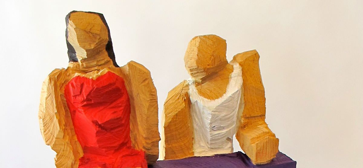 Skulptir von Marcel Bernet
