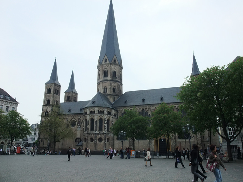 Bonner Münsterplatz