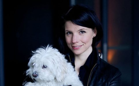 Karla Paul, fotografiert von Raimund Verspohl