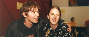 Peter Freudenthaler und Annette Schwindt 1999