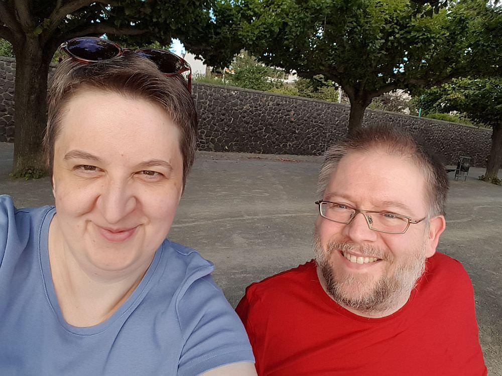 Annette und Thomas