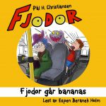 Cover des Audiobooks Fjodor gar bananas
