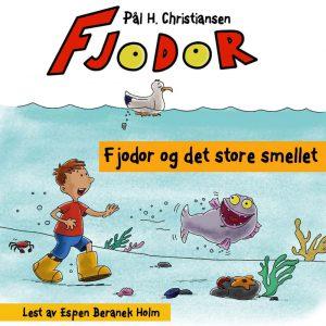 Cover des Audiobooks Fjodor og det store smellet