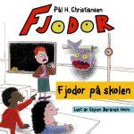 Cover des Audiobooks Fjodor pa skolen