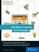 WordPress LAyouts anpassen von Peter Müller