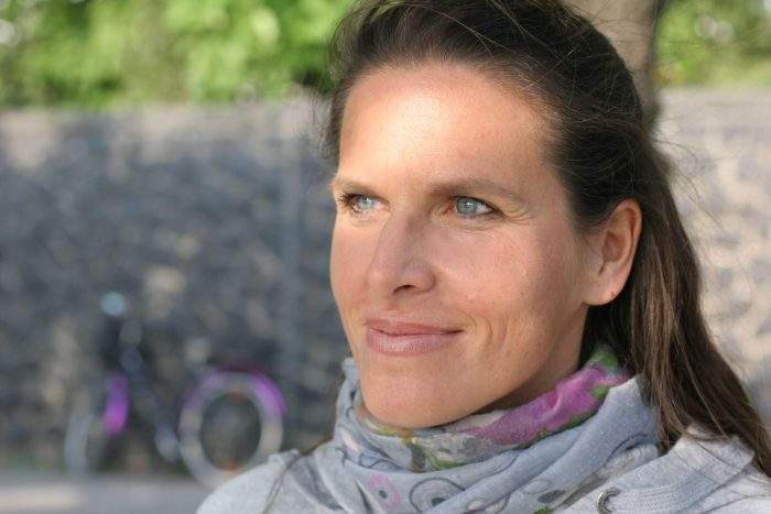 Bettina Belitz fotografiert von Annette Schwindt