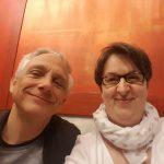 Christian Straube und Annette Schwindt