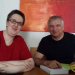 Peter Müller und Annette Schwindt