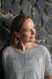 Daniela vor Steimauer