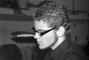 Profilaufnahme von Tim