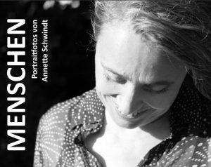 Cover des Fotobuchs MENSCHEN von Annette Schwindt