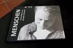 Portraitbuch MENSCHEN von Annette Schwindt