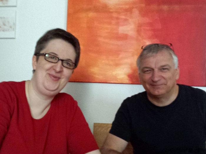 Annette und eEter