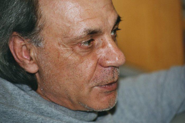 Profilfoto von Renato Cardarello, fotografiert von Annette Schwindt