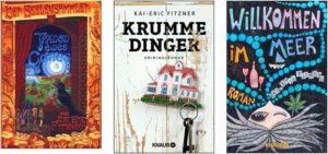 Kai-Eric Fitzners bisherige Bücher (siehe Buchseite seine Website)