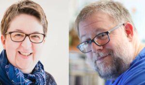 Annette Schwindt und Thomas Reis